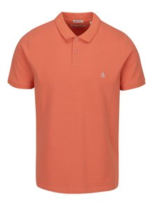 Tricou polo corai - Original Penguin
