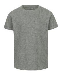 Šedé klučičí tričko name it Vester
