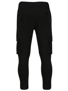 Pantaloni cargo negri - ONLY & SONS Mathison
