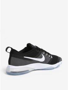 Bílo-černé dámské tenisky Nike Zoom Fitness Training