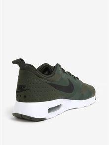 Tmavozelené pánske tenisky Nike Air Max Travas