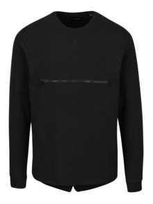 Bluza neagra cu buzunar frontal - ONLY & SONS Mathias