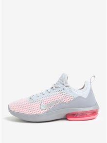 Ružovo-sivé dámske tenisky Nike Air Max Kantara Running