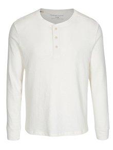Bluza alb prafuit - Selected Homme Grand