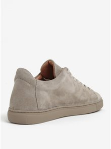 Pantofi sport bej din piele intoarsa - Selected Homme David