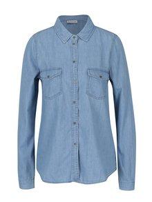 Modrá rifľová košeľa Noisy May Kendall