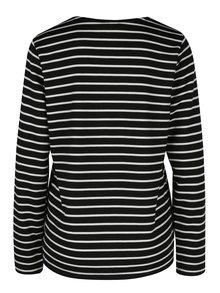 Bluza neagra in dungi VERO MODA Nira