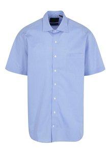 Světle modrá comfort fit košile s krátkým rukávem JP 1880