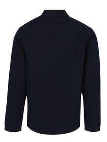 Tmavě modrá košile s kapsami Farah Delamare
