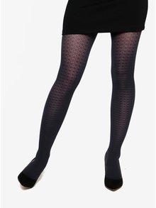 Ciorapi bleumarin cu model - Gipsy