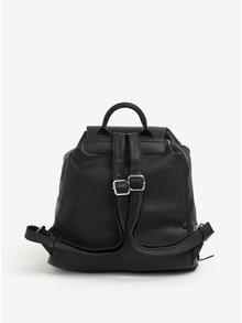 Čierny batoh so strapcami Miss Selfridge