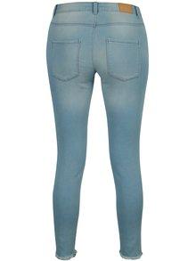 Světle modré skinny džíny Jacqueline de Yong Ulle