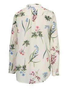 Krémová dámská vzorovaná košile Tom Joule Georgina