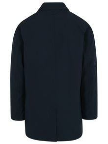 Tmavomodrý vodovzdorný kabát Lindbergh