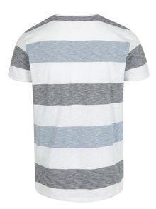 Tricou cu dungi albastru & alb -  Lindbergh