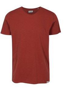 Tricou rosu basic Shine Original