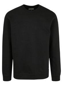 Bluza sport gri inchis cu print pe spate - Shine Original