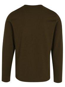 Bluza maro pentru barbati - s.Oliver