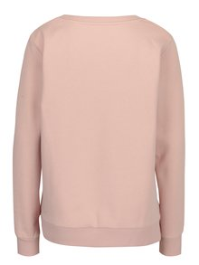 Bluza roz cu mesaj pentru femei insarcinate -  Dorothy Perkins Maternity