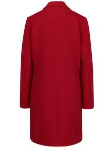 Červený tenký kabát ONLY Carrie