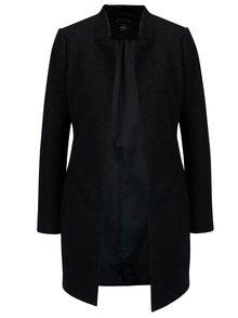 Tmavomodrý melírovaný ľahký kabát Only Soho