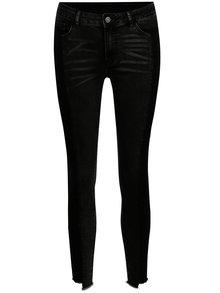 Černé skinny džíny VILA Malikka