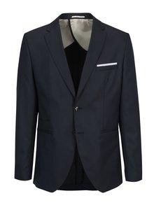 Tmavomodré oblekové sako Selected Homme Done