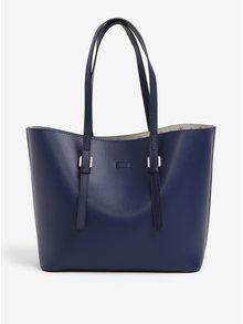 Tmavě modrý shopper s pouzdrem 2v1 Calvin Klein Jeans