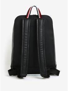 Čierny pánsky batoh s prackami Tommy Hilfiger The City
