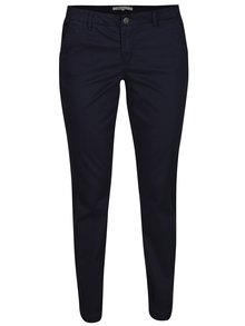 Pantaloni chino bleumarin ONLY Hailey