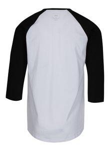 Bluza albacu maneci raglan 3/4 pentru barbati - Vans New Raglan