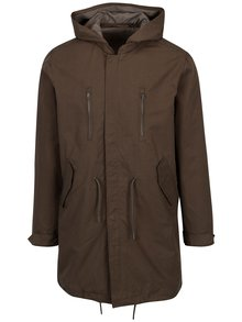 Kaki parka Selected Homme James