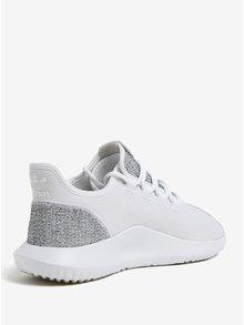 Pantofi sport gri&alb melanj pentru barbati - adidas Originals Tubular