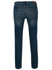 Modré dámske regular fit rifle Cross Jeans