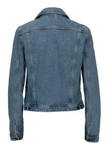 Jacheta albastra din denim pentru femei - Lee Rider