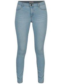 Světle modré super skinny džíny Dorothy Perkins Frankie