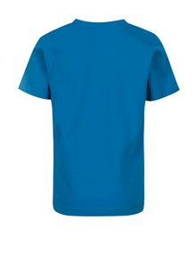 Modré chlapčenské basic tričko 5.10.15.