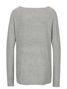 Sivý tenký dlhý sveter Haily´s Stella