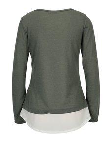 Zelený tenký sveter Haily's Malon