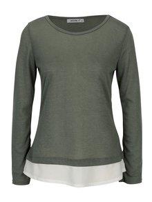 Zelený lehký svetr Haily´s Malon