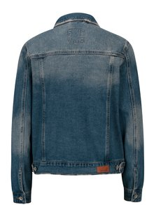 Modrá dámská džínová bunda Garcia Jeans
