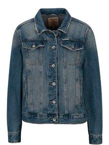 Jacheta din denim cu aspect prespalat pentru femei -  Garcia Jeans