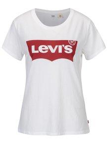 Bílé dámské tričko s potiskem Levi's®