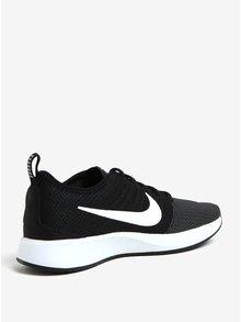 Pantofi sport negru cu gri pentru femei Nike Dualtone Racer