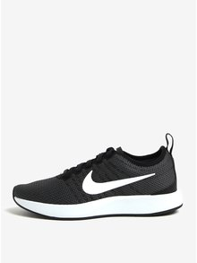 Čierno-sivé dámske tenisky Nike Dualtone Racer