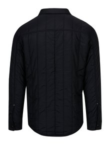 Tmavomodrá prešívaná bunda Jack & Jones Premium Connect