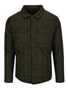 Jacheta matlasata verde inchis cu buzunare - Jack & Jones Premium Connect