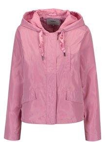 Ružová tenká bunda ONLY City