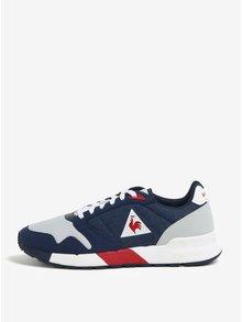 Pantofi sport alb&albastru pentru barbati -  Le Coq Sportif Omega Techlite