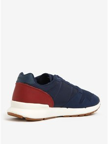 Pantofi sport bleumarin pentru barbati - Le Coq Sportif Omega Craft